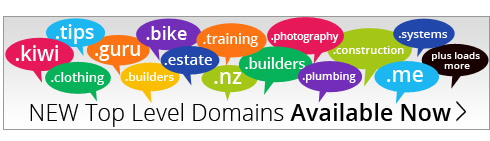 NZ Domain Free Account Setup